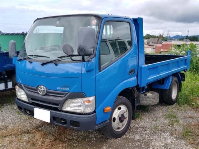 トヨタ ダイナトラック ダンプ 4WD ダンプ