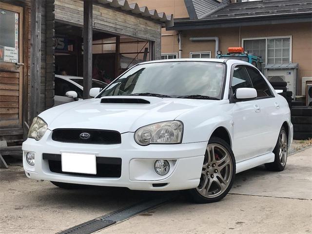 スバル WRX 4WD 4速オートマ HIDライト ETC キーレス 2000DOHC ターボ