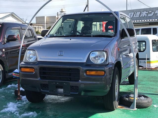 ホンダ 4WD CD エアコン オーディオ付き ABS エアバック