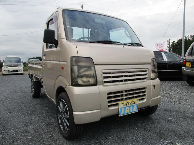 スズキ MT5 エアコン 4WD