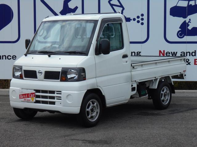 日産 DX 社外アルミ ETC 4WD