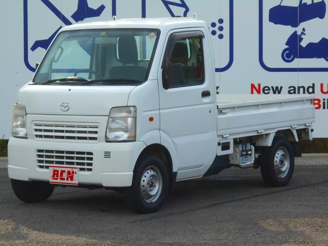 マツダ KCスペシャル 純正マット バイザー 4WD