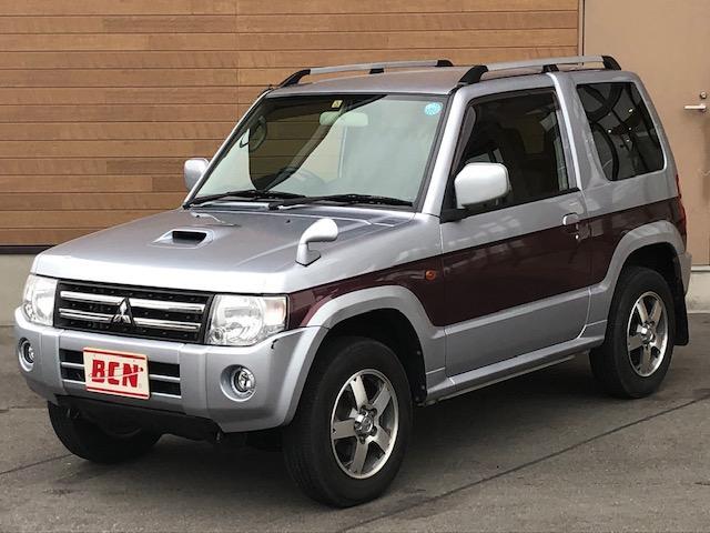 三菱 エクシード 切替式4WD キーレス 電格ミラー 禁煙車