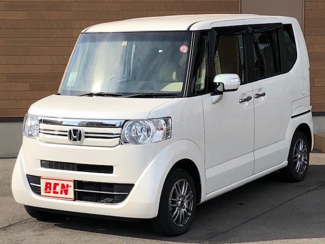 ホンダ G SSパッケージ シートヒーター 純正ナビ 禁煙車