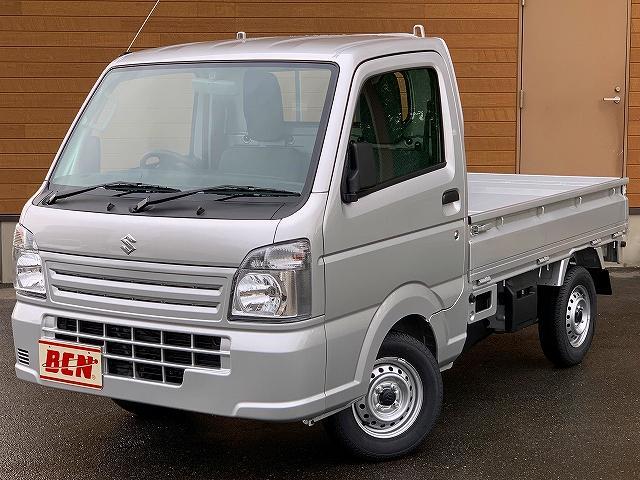スズキ KC オートマ パートタイム4WD ABS 純正ラジオ