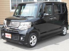 N BOXカスタムG・Lパッケージ HID バックモニター 4WD
