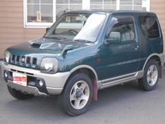 ジムニーランドベンチャー ターボ ETC 4WD