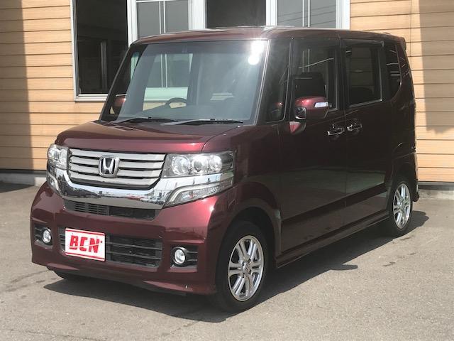 ホンダ G・Lパッケージ 4WD パワスラ 純正SDナビ