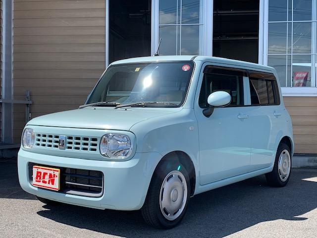 「スズキ」「アルトラパン」「軽自動車」「福島県」の中古車