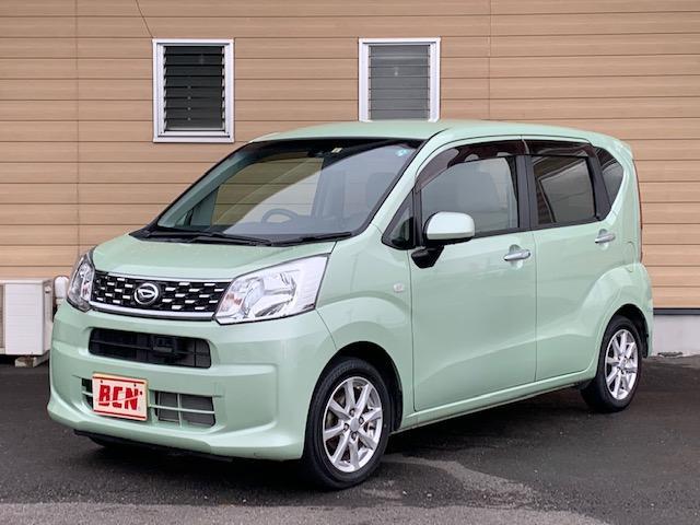 ダイハツ X SAII プッシュスタート スマートキー 純正SDナビ フルセグTV 4WD