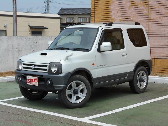 スズキ ランドベンチャー 社外CDデッキ キーレス ターボ 4WD
