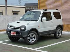 ジムニーランドベンチャー 社外CDデッキ キーレス ターボ 4WD