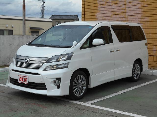 トヨタ 2.4Z ゴールデンアイズII パワーバックドア クルコン