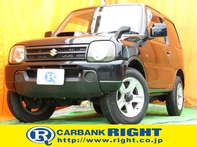 スズキ ジムニー クロスアドベンチャーXC 本革シート パートタイム4WD シートヒーター