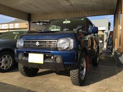 ジムニーXG アルミ 衝突安全ボディ ABS Wエアバッグ 4WD