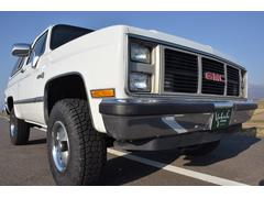 GMC ジミー 1987モデルJimmy High Sierra 4X4