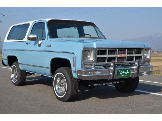 GMC '1979モデルJimmy High Sierra 4X4