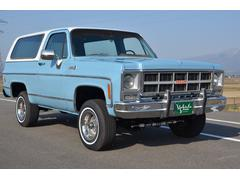 GMC ジミー '1979モデルJimmy High Sierra 4X4