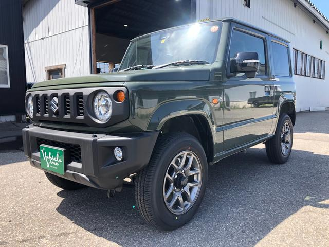 スズキ XC ジャングルグリーン AT 4WD