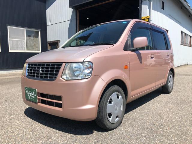 三菱 G フルセグナビ・ナビ連動ETC装着 4WD AT