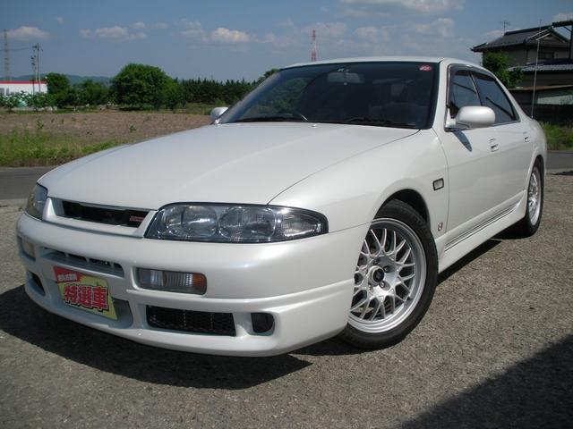 日産 GTS25tタイプM 純OPエアロ 車高調