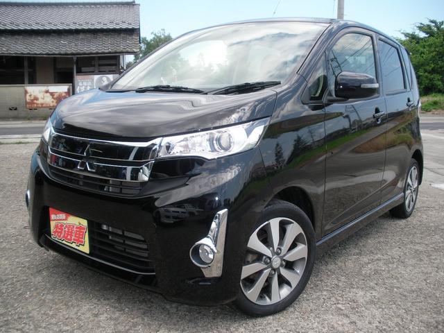 三菱 Tターボ4WD ナビTV付き