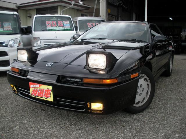 スープラ(トヨタ) 2.0GTツインターボワイドエレクトロニクス 中古車画像