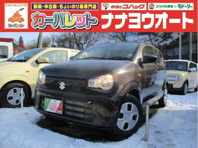 スズキ L 4WD セキュリティーアラーム キーレスエントリーシステム デュアルエアバッグ レーダーブレーキサポート付き