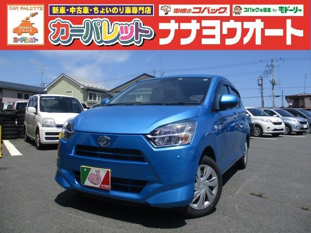 ダイハツ ミライース X SAIII 4WD CDチューナー キーレス コーナーセンサー オートハイビーム ABS