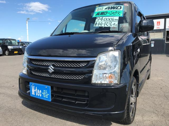 スズキ FX-Sリミテッド 4WD ナビ付き bluetooth付き シートヒーター エンジンスターター 修復歴なし