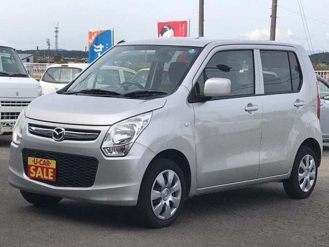 マツダ XG 4WD 社外ナビ ETCシートヒーター エコアイドル
