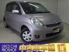 パッソX イロドリ 社外ナビ TV DVD再生 HIDライト