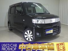ワゴンRスティングレーX 1オーナー 新品ナビ TV ETC 純AW