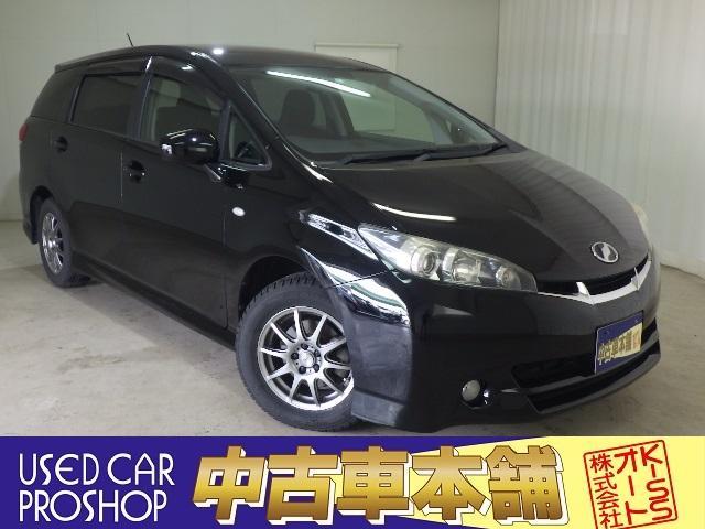 トヨタ 1.8S HDDナビ地デジHIDイモビAライト付ESC禁煙車