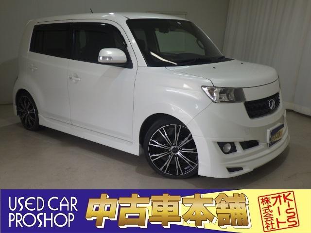 トヨタ Z エアロ-Gパケ HDDナビHIDイモビ付スマキーBシート