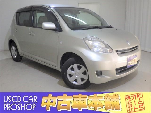 トヨタ X イロドリ メモリーナビ地デジ付ベンチシートETC禁煙車