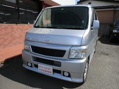 バモスターボ 4WD ナビ Bカメラ ETC エンスタ 革カバー