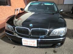 BMW740i ナビ SR 電動レザーシート コーナーセンサー