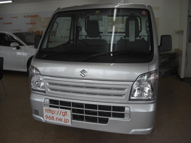 スズキ KCエアコン・パワステ 切替4WD