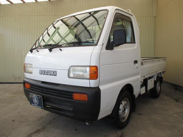 スズキ KU 4WD 5速マニュアル