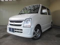 ワゴンRFX−Sリミテッド 4WD スマートキー タイミングチェーン