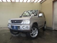 パジェロミニアクティブフィールドエディション 切替式4WD リフトUP