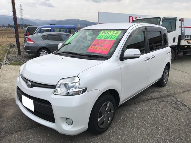 トヨタ DICE ナビ・TV 4WD
