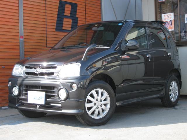 ダイハツ カスタム スターエディション 4WD ターボ マニュアル車