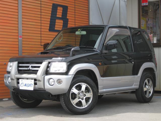 三菱 アクティブフィールドエディション 4WD ターボ