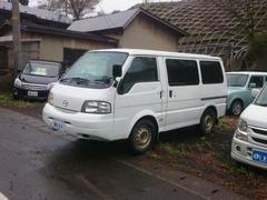 ボンゴバンディーゼル 4WD 4ナンバー