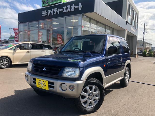 三菱 パジェロミニ XR 社外オーディオ 4WD