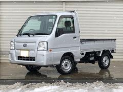サンバートラックTB 4WD 5速MT エアコン パワステ 塩害防止剤塗布済