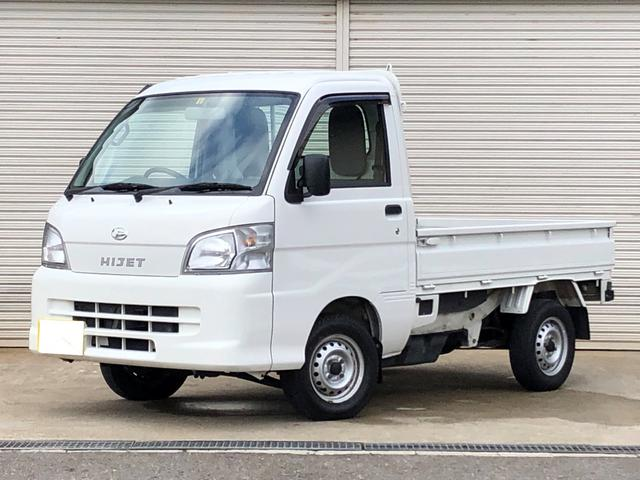 ダイハツ エアコン・パワステ スペシャル 4WD ETC ラジオ