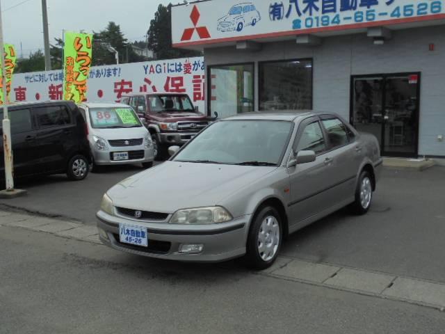 ホンダ 2.0VTS 4WD